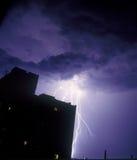 молния 2 Стоковое Фото