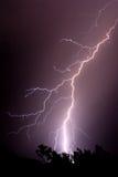 молния 3 Стоковые Изображения