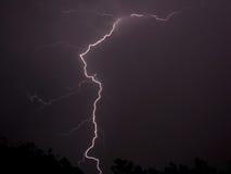 молния 6 Стоковая Фотография RF