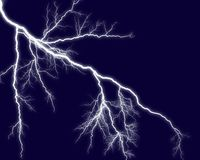 молния 6 Стоковые Фото