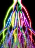 Молния 67 Стоковое фото RF