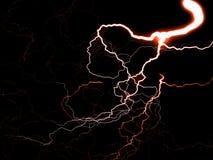 Молния 7 Стоковые Фото