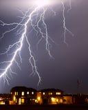 молния tucson az Стоковые Изображения