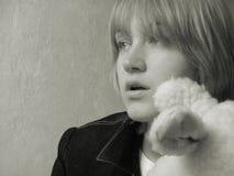 Молодая женщина Стоковое Изображение
