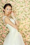 Молодая невеста Стоковая Фотография