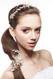 Молодая невеста Стоковые Фото