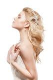 Молодая невеста Стоковые Фотографии RF