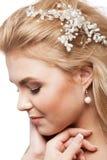 Молодая невеста Стоковое Изображение