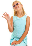 Молодая повелительница Стоковое Фото