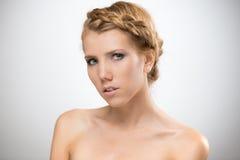 Молодая повелительница Стоковые Фотографии RF