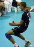 молодость мира волейбола fivb чемпионата мальчиков Стоковые Фотографии RF