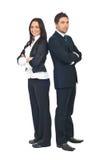 Молодые бизнесмены команды Стоковые Фото