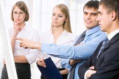 Молодые бизнесмены Стоковое Изображение
