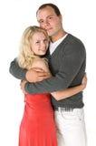 Молодые пары в влюбленности Стоковые Фото