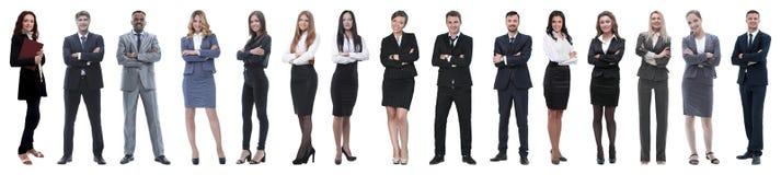 Молодые привлекательные бизнесмены - команда дела элиты стоковые изображения rf