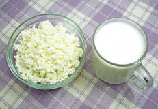 молокозавод завтрака Стоковые Фото