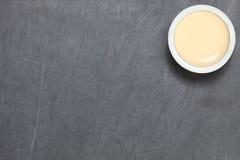Молоко в сцене чашки Стоковые Фотографии RF