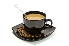 молоко кофейной чашки Стоковое Изображение RF
