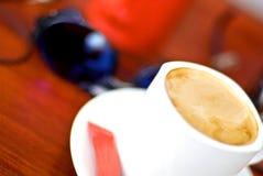 молоко кофе Стоковое фото RF