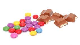 молоко печений шоколада стоковые изображения rf