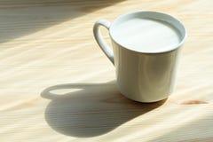 молоко чашки Стоковые Фотографии RF