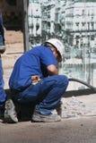 молоток бурильщика Стоковая Фотография RF