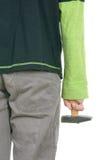 молоток держит людей Стоковая Фотография RF