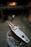 молоток наковальни Стоковые Фотографии RF