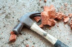 Молоток стоковое изображение