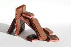 Молочный шоколад Стоковые Изображения RF