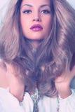Молодая красивейшая повелительница Стоковое фото RF