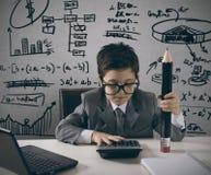Молодой менеджер Стоковое Изображение RF