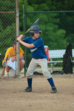 молодость batter бейсбола предназначенная для подростков Стоковые Фото
