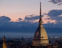 Моль Antonelliana стоковые фото
