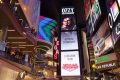Мол города крокуса Вегас в Москве 31 05 2018 Стоковая Фотография RF