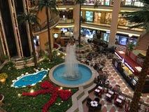 Мол звезды города в фото 2 Египта Стоковое Изображение