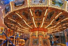 мол edmonton carousel западный стоковая фотография rf