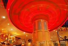 мол edmonton carousel западный стоковые изображения rf