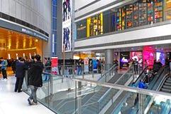 Мол Ifc, Гонконг Стоковое Изображение RF