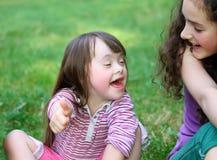 моменты семьи счастливые Стоковые Фото