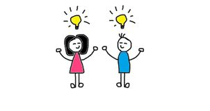 Момент электрической лампочки иллюстрация вектора