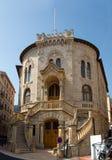 Монако - дворец правосудия стоковое изображение rf