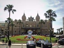 Монако, казино стоковое фото rf