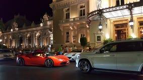 Монако Монте-Карло Стоковые Изображения