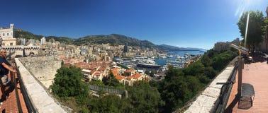 Монако/славное стоковые изображения