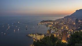 Монако Стоковая Фотография RF