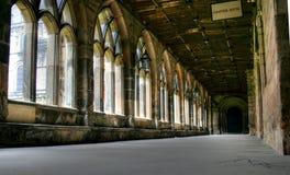 Монастыри собора Дарема Стоковое фото RF