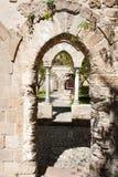 Монастыри San Giovanni Палермо Стоковая Фотография RF
