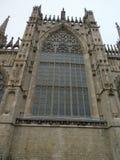 Монастырская церковь Йорка в солнце стоковое фото rf