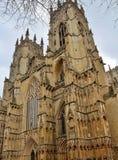 Монастырская церковь Йорка, Йорк, северный Йоркшир Стоковые Фотографии RF